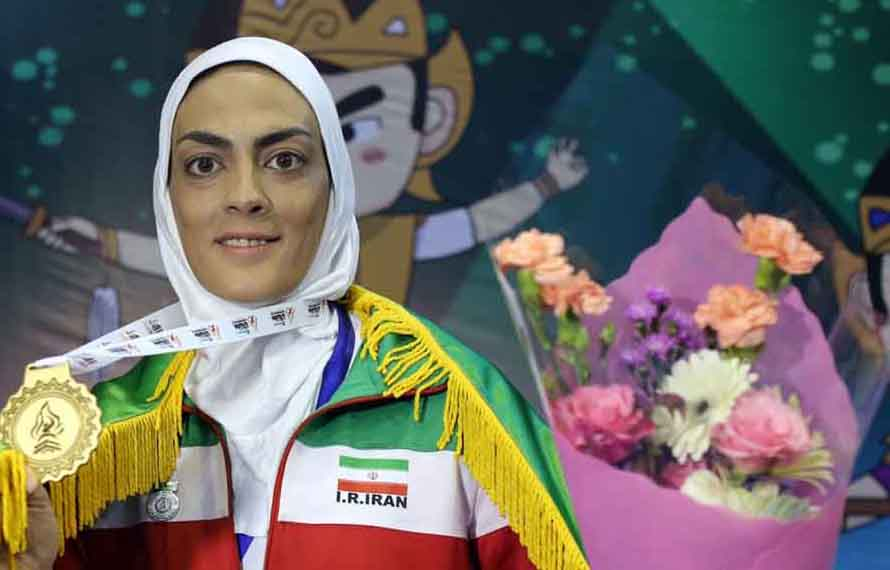 شهربانو منصوریان در دادسرا