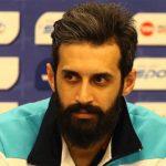 گفتگو با کاپیتان تیم ملی والیبال ایران بعد از شکست از لهستان