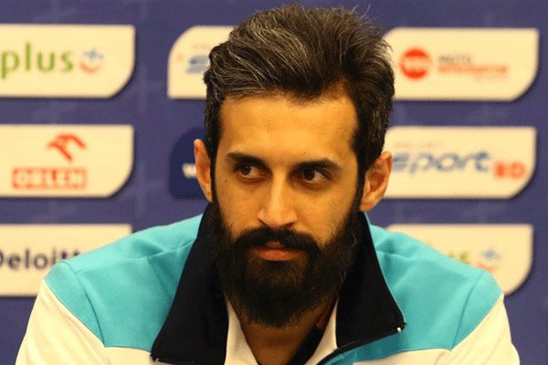 گفتگو با کاپیتان تیم ملی والیبال ایران