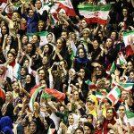 درهای ورزشگاه آزادی به روی بانوان باز شد