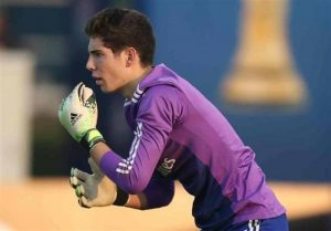 پسر زیدان دروازهبان رئال مادرید خواهد شد