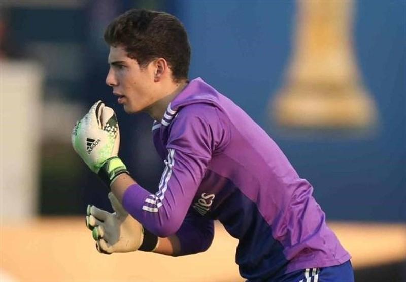 پسر زیدان دروازهبان رئال مادرید