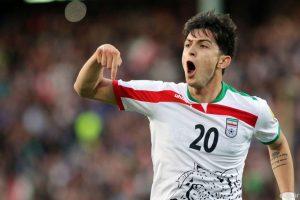 گزارش ای اف سی از درخشش فوتبالیست سرشناس کشورمان