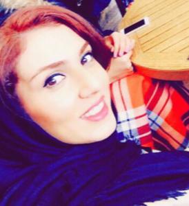 خبری عجیب درباره فرنوش شیخی همسر کاوه رضایی