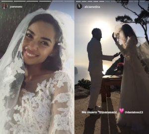 عکس های ازدواج پنهانی فوتبالیست سرشناس لو رفت