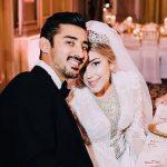 عکسهای مراسم عروسی رضا قوچان نژاد و سروین بیات