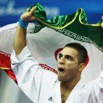کاراته ایران پس از 36 سال طلای جهانی گرفت