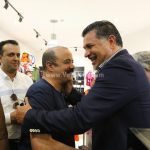 افتتاح فروشگاه جدید علی دایی با حضور چهره ها