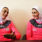 گفتگو با الهه و شهربانو منصوریان درباره مشکلاتشان+فیلم