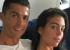 رونالدو و نامزدش جورجینا در مکانی خاص