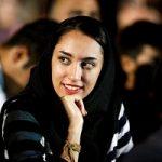 سلفی خندان کیمیا علیزاده در همایش روز ملی تکواندو