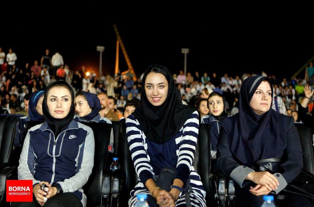 کیمیا در همایش روز ملی تکواندو