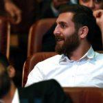 دیدار مسی ایرانی و فوتبالیست ها در هتل آزادی