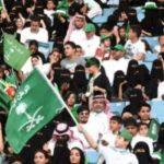 قانون عجیب و جدید در استادیوم های عربستان!