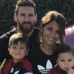 خانواده لیونل مسی در انتظار سومین فرزند!
