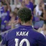 اشک های کاکا در روز وداع با فوتبال رسمی!