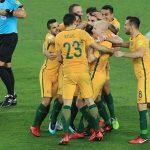 صعود کانگوروها به جام جهانی ۲۰۱۸ روسیه