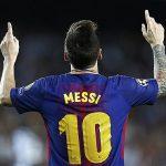 رییس لالیگا: لیونل مسی با بارسلونا تمدید کرد