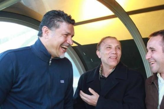 حاشیه روز: برخورد سرد علی دایی با حمید درخشان!
