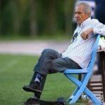 رونمایی از تندیس منصور پورحیدری که شباهتی به او ندارد!