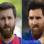لیونل مسی بدل ایرانی را به دردسر انداخت!