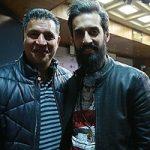 علی دایی هم به اکران خصوصی فیلم آذر نیکی کریمی رفت!