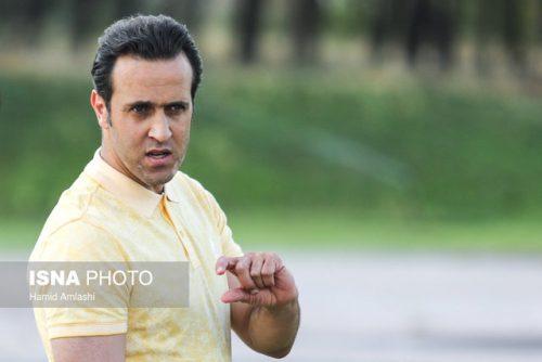 علی کریمی پیش از جلسه کمیته انضباطی