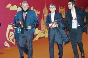 ذوق زدگی کارلوس کی روش برای دعوت به یک کنگره بین المللی فوتبال!