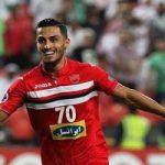 علیپور در اردوی تیم ملی | برخورد گرم کیروش با آقای گل قرمزها