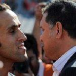 واکنش دوستانه علی دایی به علی کریمی در آستانه بازی بزرگ!