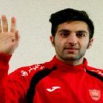 سامان نریمان جهان فوتبالیست سرشناس ایرانی ازدواج کرد!