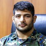 علیرضا کریمی کشتی گیر ایرانی از سربازی معاف شد