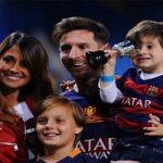 تغییرات چهره لیونل مسی ستاره آرژانتینی بارسلونا در گذر زمان!