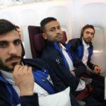 ماجرای جالب ترس عجیب استقلالیها در هواپیما در عربستان!
