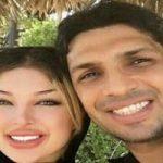 عکس جدید سپهر حیدری بازیکن سابق پرسپولیس در کنار همسرش