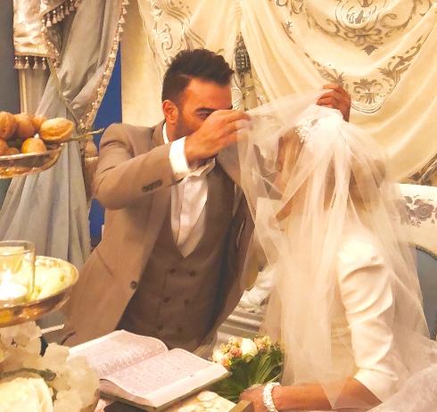 مراسم ازدواج حنیف عمران زاده