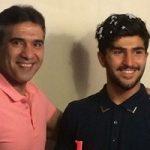 وقتی امیر عابدزاده یاد عابدزاده پدر را در جام جهانی زنده کرد!