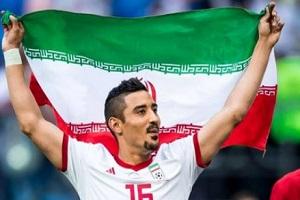 رضا قوچان نژاد از تیم ملی ایران خداحافظی کرد!!