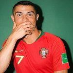 عکس های کریستیانو رونالدو با ژست های جالب قبل از جام جهانی!