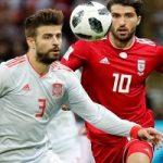 واکنش پیکه به پیروزی شانسی شان مقابل تیم ملی ایران!