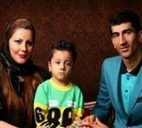 علیرضا بیرانوند دروازه بان تیم ملی با خانواده اش در ترکیه!