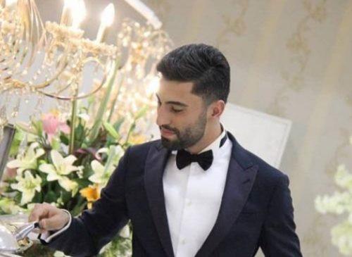 کاوه رضایی و فرنوش شیخی