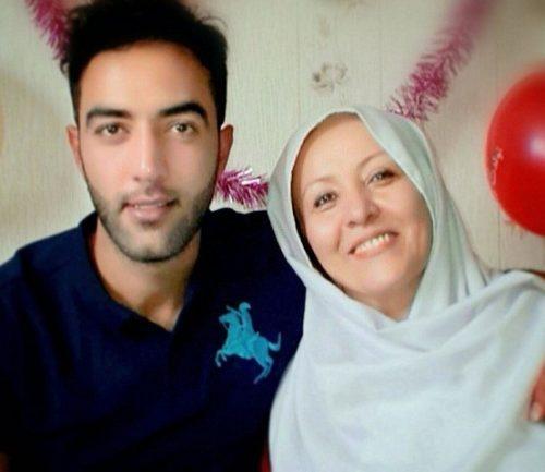 کیمیا علیزاده و حامد معدنچی