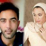 سوژه شدن شباهت چهره کیمیا علیزاده و همسرش حامد معدنچی!