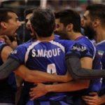 آیا این عکس باعث پخش نشدن بازی تیم ملی والیبال ایران شد!؟