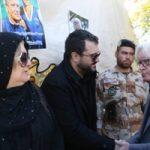 درگیری و حاشیه های دومین مراسم سالگرد فوت منصور پورحیدری