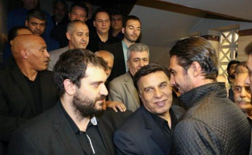 پسر منصور پورحیدری