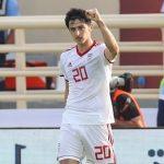 استوری جالب سردار بعد از بازی ایران و عراق + عکس
