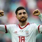 حضور جهانبخش در ترکیب تیم ملی مقابل عراق