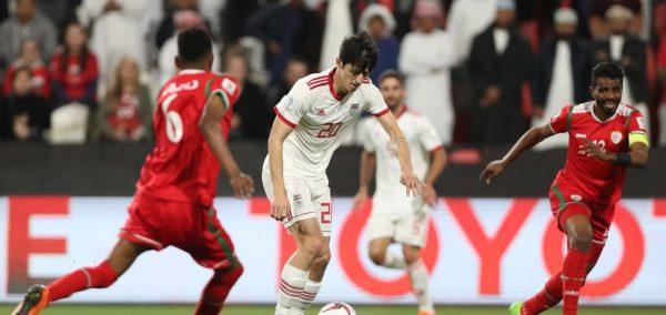 بازی ایران با عمان